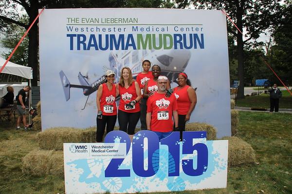 2015 E.L Trauma Mud Run at Westchester Medical Center